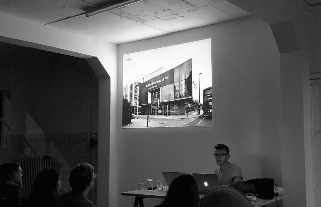 Parallel School Lausanne Jonas Berthod Lecture