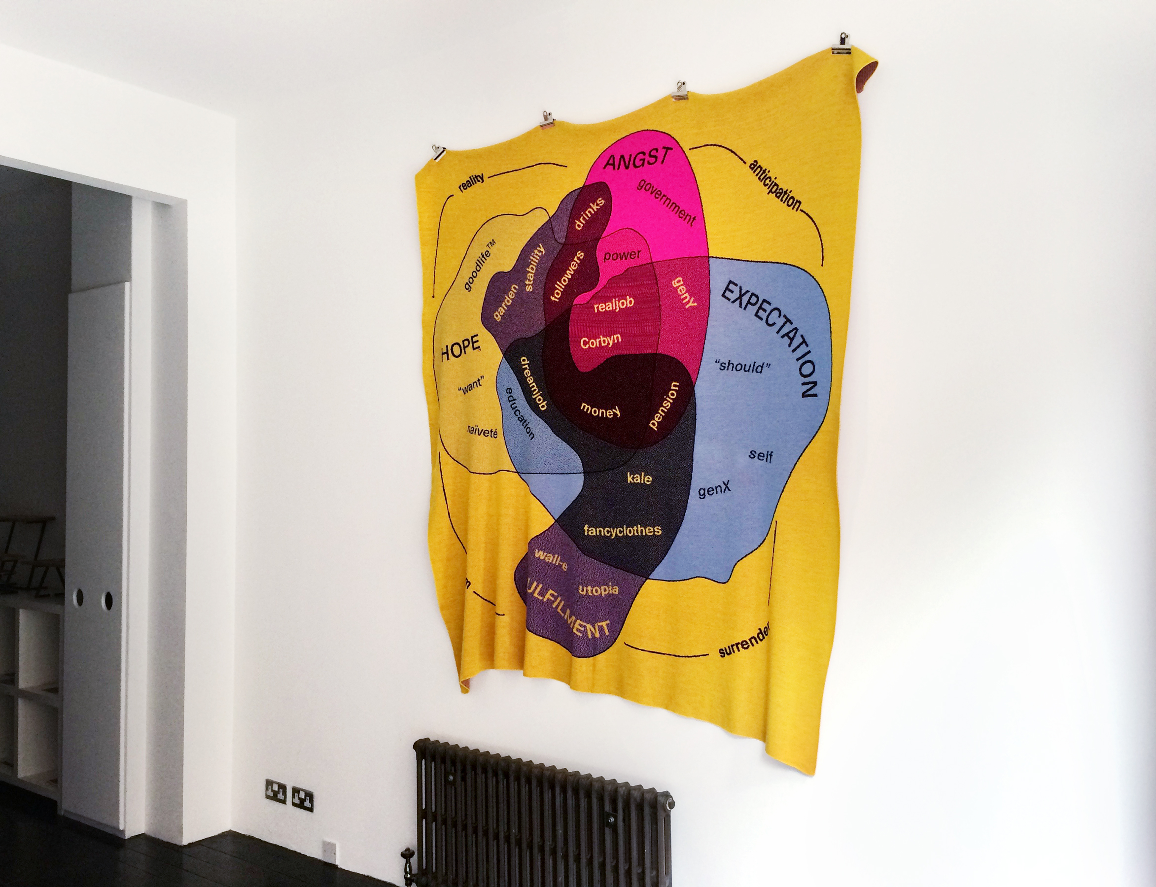 Exhibition at AmBit, 53 Fashion Street, London